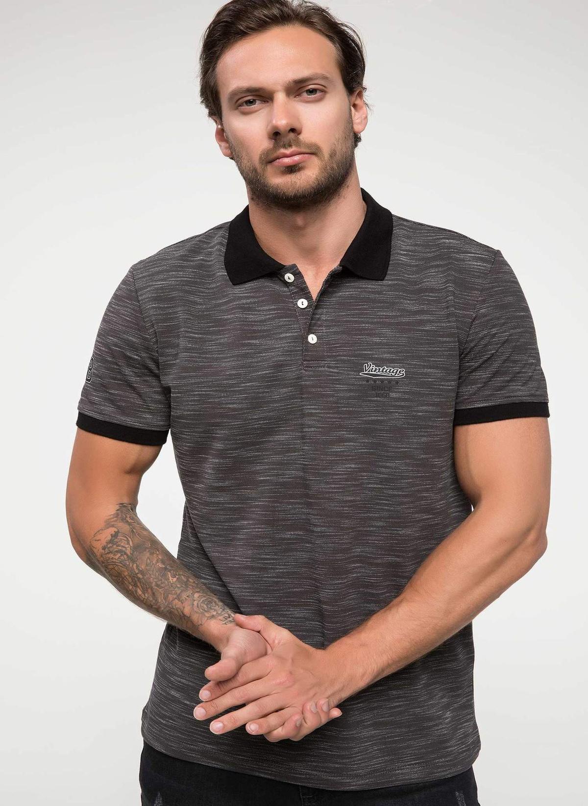 Defacto Slim Fit Polo Yaka T-shirt I4242az18smar7t-shirt – 35.99 TL